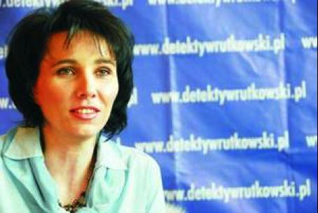Wiesławą Dargiewicz, Fot. Agnieszka Herba