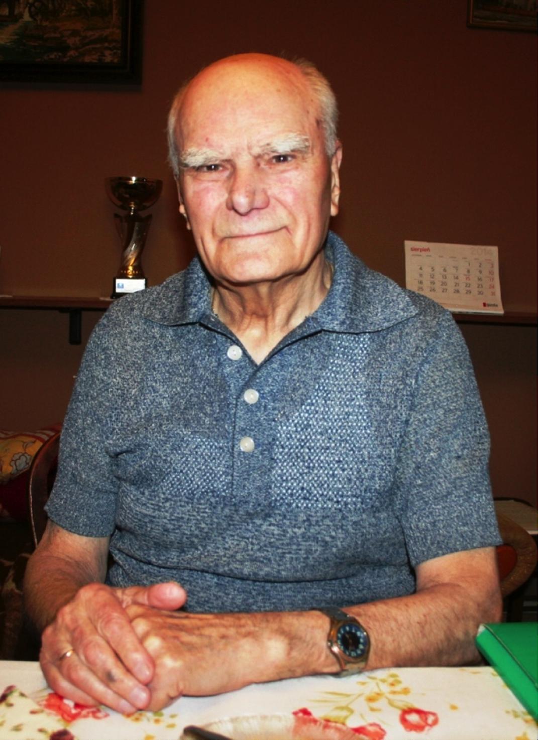 Ludwik Kamiński, fot. R.Botor-Pławecka