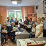 """Wizyta w redakcji tygodnika """"Korso"""""""